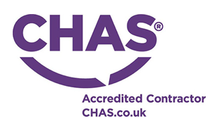 Greenwood Surfacing are an accredited member with CHAS