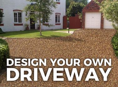 Design own resin driveway Bath Bristol