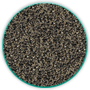 Resin Bound Driveway & Paving Sample - Charcoal Silver