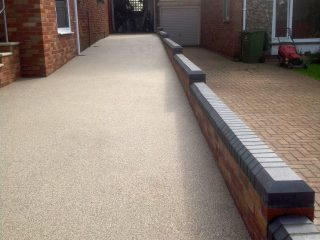 Semi detatched Bristol home with new resin drive