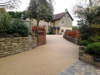 Beautiful block paving and block driveway