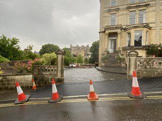 Bath Kerb Dropped New Driveway